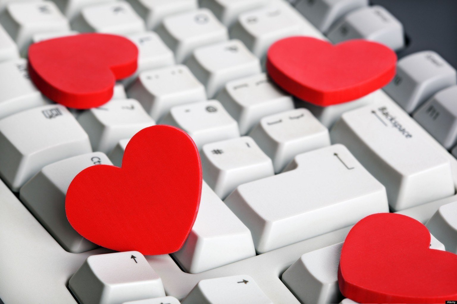 Online dating identity theft