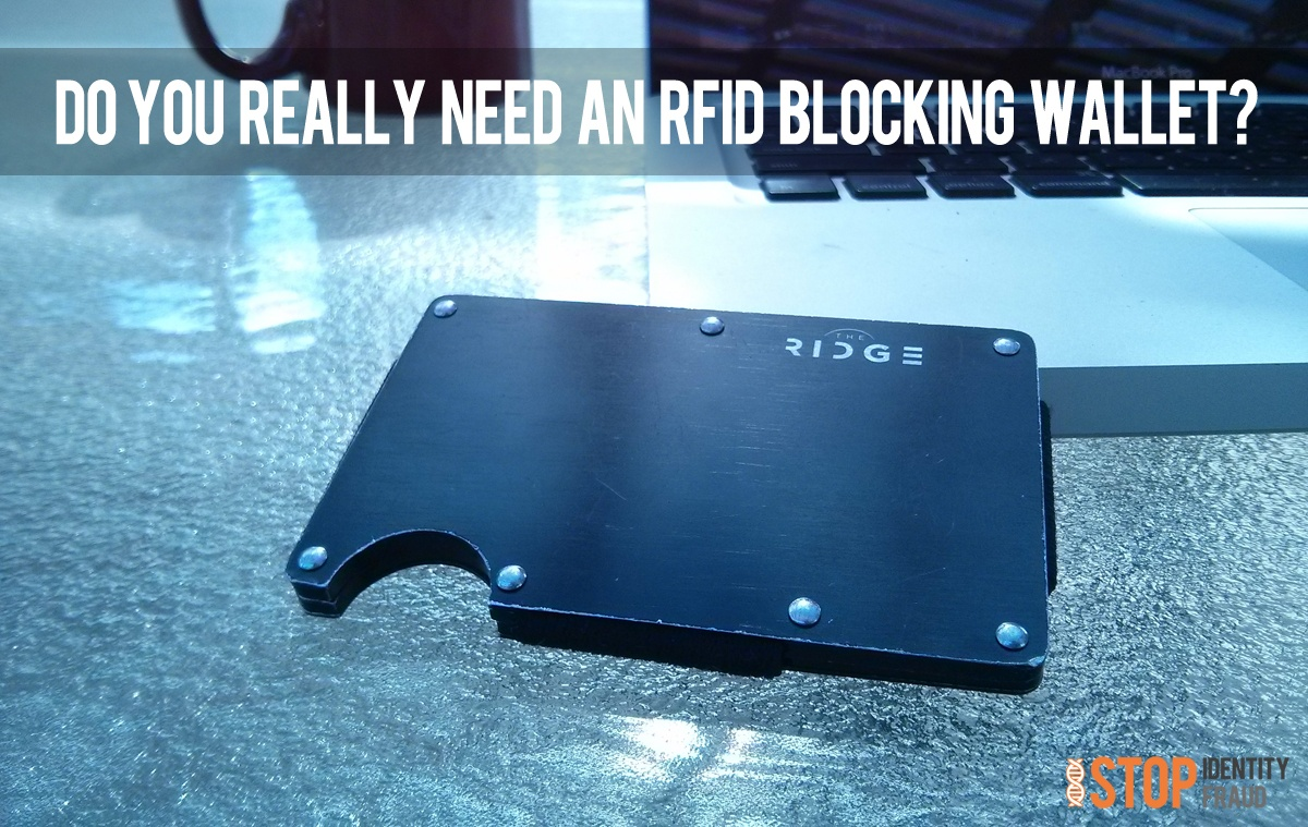 Do You Really Need RFID Blocking Wallet?
