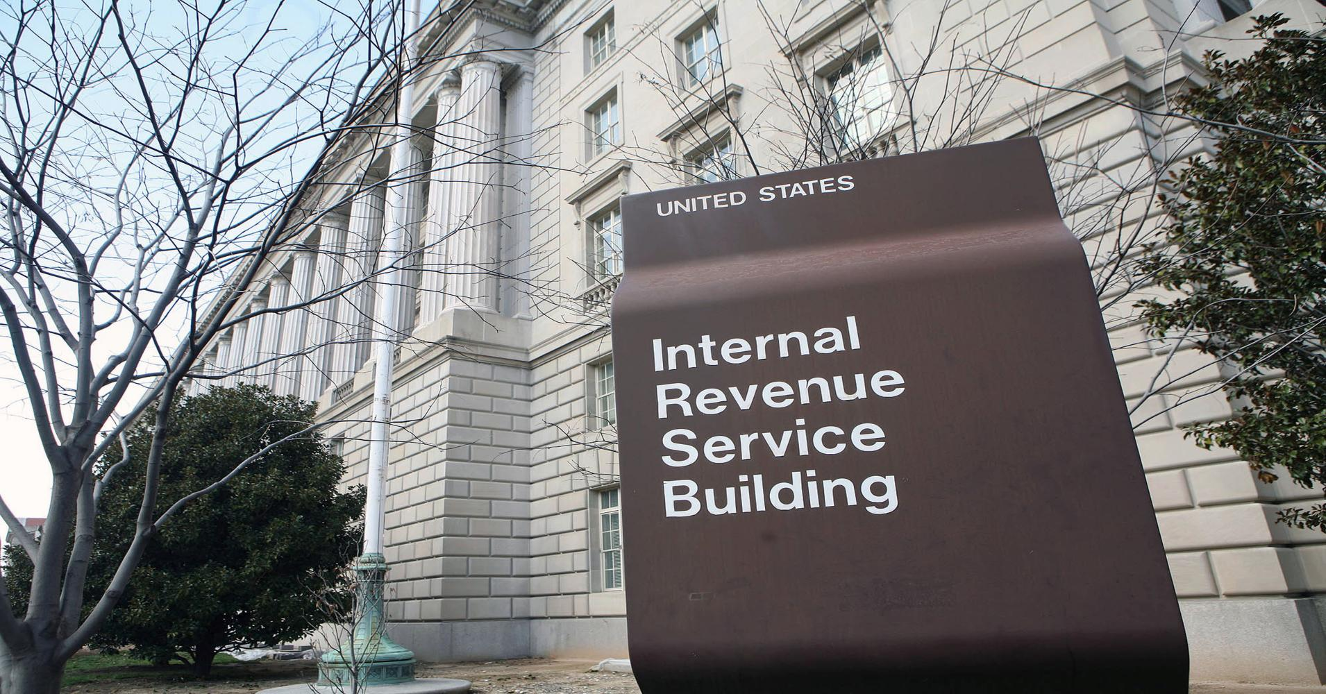 IRS Reports New Data Breach